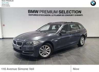 Vente BMW Série 5 Touring 520dA 190ch Lounge Plus Occasion