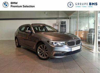 Vente BMW Série 5 Touring 520dA 190ch Luxury Steptronic Occasion
