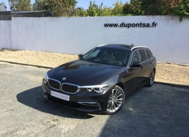 Vente BMW Série 5 Touring 520dA xDrive 190ch Luxury Euro6d-T Occasion
