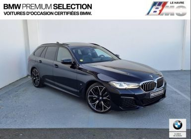 Achat BMW Série 5 Touring 520dA xDrive 190ch M Sport Steptronic Euro6d-T 123g Occasion