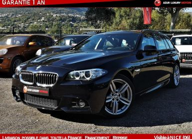 Achat BMW Série 5 Touring 525 DA PACK M SPORT  Occasion