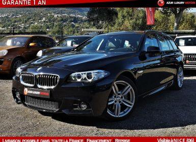 Vente BMW Série 5 Touring 525 DA PACK M SPORT Occasion