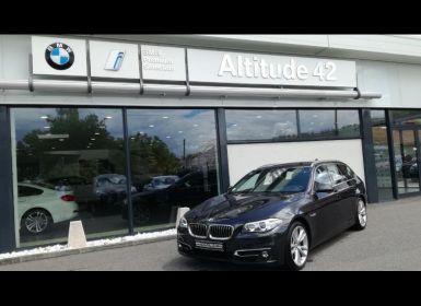 Vente BMW Série 5 Touring 530dA xDrive 258ch Luxury Occasion