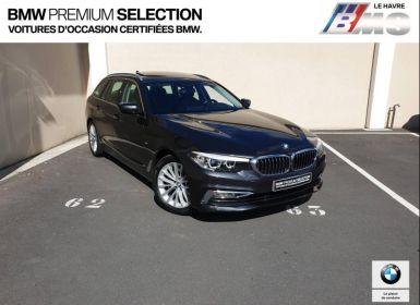 BMW Série 5 Touring 530dA xDrive 265ch Luxury Occasion