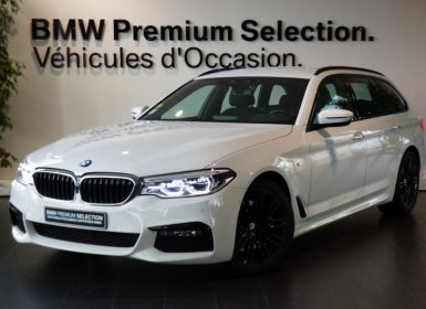 Achat BMW Série 5 Touring 530dA xDrive 265ch M Sport Steptronic Occasion