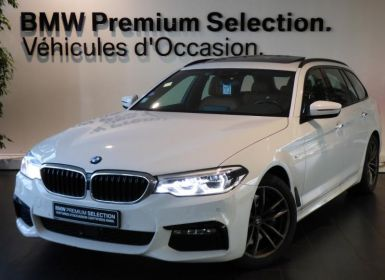Achat BMW Série 5 Touring 530iA xDrive 252ch M Sport Steptronic Occasion
