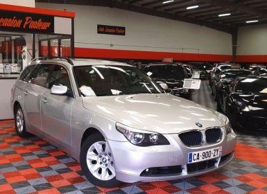 Vente BMW Série 5 Touring (E61) 520DA 163CH LUXE Occasion