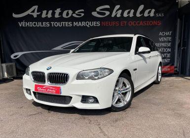 Vente BMW Série 5 Touring (F11) 520DA 190CH M SPORT Occasion