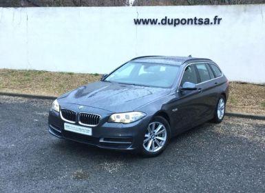 Voiture BMW Série 5 Touring Serie 518dA 150ch Lounge Plus Occasion