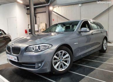 Vente BMW Série 5 Touring Serie 520D BUSINESS / GPS / CUIR CHAUFFANT / BLUETOOTH / CLIM BIZONE / 1ERE MAIN Occasion