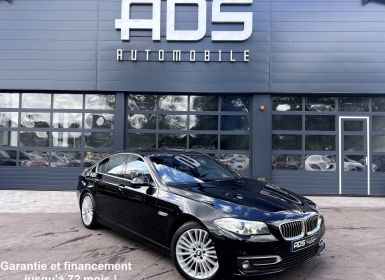 BMW Série 5 V (F10) 530dA xDrive 258ch Luxury Occasion