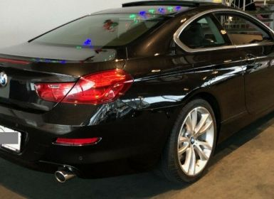 BMW Série 6  640D 313 LUXE BVA8 (Toit ouvrant) 08/2014