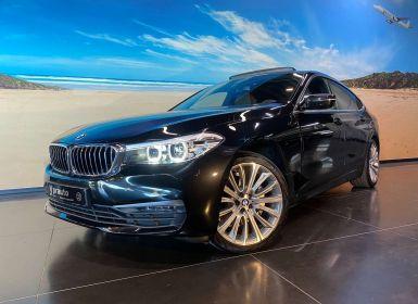 Vente BMW Série 6 620 d GT Xdrive 190pk automaat Leder - Panodak - Memory - BT Occasion