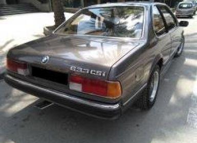 Achat BMW Série 6 633 CSI Occasion