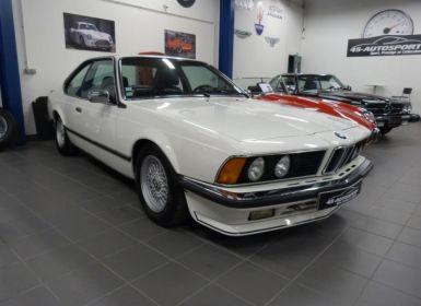 Achat BMW Série 6 635 CSI Occasion
