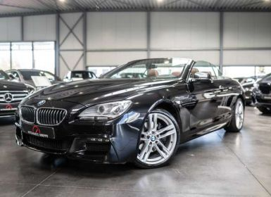 Vente BMW Série 6 640 Cabrio CABRIOLET DIESEL - 2013 - M Pakket - Full Occasion