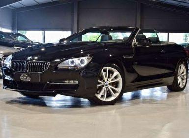 BMW Série 6 640 Cabrio CABRIOLET DIESEL - 2014 - Occasion