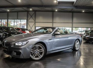 Vente BMW Série 6 640 Cabrio CABRIOLET DIESEL - M Sport Edition - full option Occasion