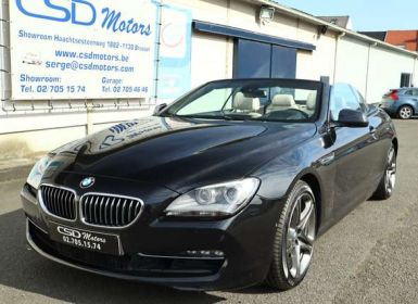 BMW Série 6 640 Cabrio I CABRIOLET FULL OPTION LEATHER HEADUP DISPLAY PDC Occasion