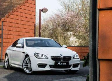 Vente BMW Série 6 640 Coupé D COUPE - M-PACK - LED - PROFESSIONAL NAVI Occasion