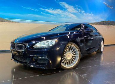 BMW Série 6 640 d Coupé 313pk Automaat M pack - Alpina20Inch - Led Occasion