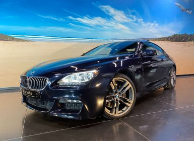 Vente BMW Série 6 640 d Coupé 313pk Automaat M pack - Navi - Cruise - LED Occasion