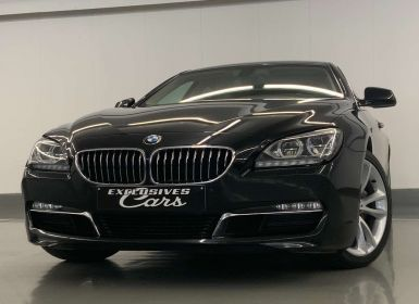 Vente BMW Série 6 640 DA GRAN COUPE 1ere MAIN FULL OPTIONS Occasion