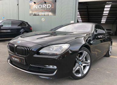 Vente BMW Série 6 640 dAS CABRIOLET 313PK EXCLUSIVE Occasion