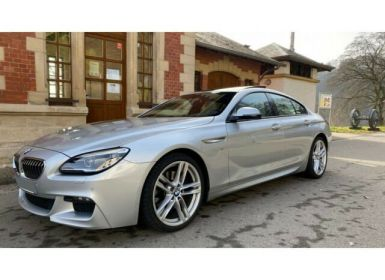 Vente BMW Série 6 640 Gran Coupé d Coupé  M pack Occasion