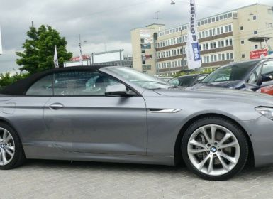 Vente BMW Série 6 640D 313 EXCLUSIVE BVA8 (03/2014) Occasion