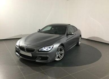 Vente BMW Série 6 640dA 313ch M Sport Occasion