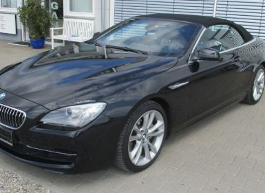Voiture BMW Série 6 640I 320 ch, F12 LUXE BVA8 (05/2012) Occasion
