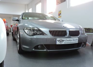 Achat BMW Série 6 645 CI SMG Occasion