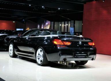 Vente BMW Série 6 BMW 640d Cabrio*PACK M-SPORT*GPS/GARANTIE 12 MOIS  Occasion