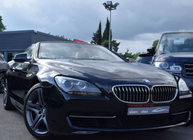 BMW Série 6 CABRIOLET (F12) 640IA 320CH LUXE Occasion