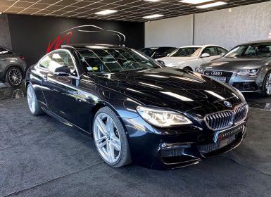 BMW Série 6 Coupé 640d XDrive 313 Ch M Sport – Garantie BMW Février 2022 - Origine France - Révisée 01/2020