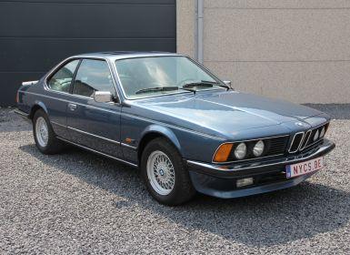 Achat BMW Série 6 E24 635 CSI Occasion