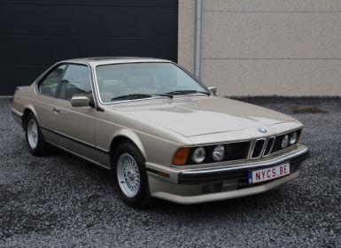 Vente BMW Série 6 E24 635 Csi (L6) Occasion