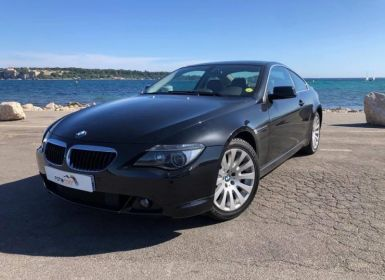 Vente BMW Série 6 (E63) 630CIA 258CH PACK LUXE Occasion