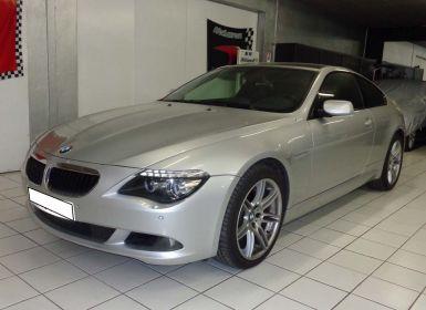 Achat BMW Série 6 E63 635 DA 286 PACK LUXE Occasion