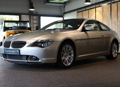 Achat BMW Série 6 E63 645 CIA V8 4.4i 333 CV Occasion