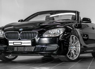 Voiture BMW Série 6 (F12) CABRIOLET 640D XDRIVE 313 EXCLUSIVE BVA8 Occasion