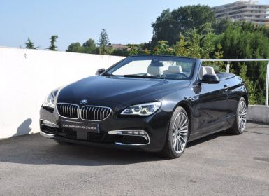 BMW Série 6 F12 LCI 650i xDrive 450 ch Lounge Plus Leasing