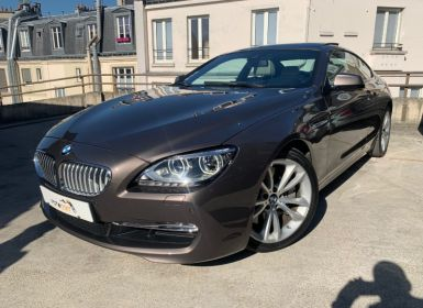 Achat BMW Série 6 (F13) 650IA 450CH EXCLUSIVE Occasion