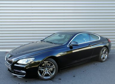 Achat BMW Série 6 (F13) COUPE 640XD 313 EXCLUSIVE BVA8. Occasion