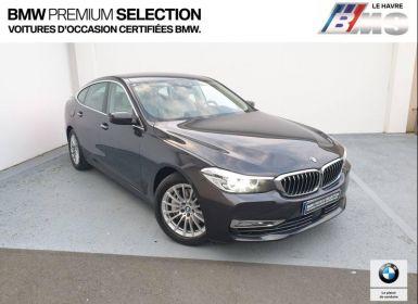 Vente BMW Série 6 Gran Coupe 630d 265ch Luxury Occasion