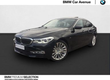 Vente BMW Série 6 Gran Coupe 630d xDrive 265ch Luxury Occasion