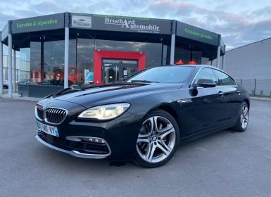 Vente BMW Série 6 Gran Coupe 640D XDRIVE LUXURY BVA Occasion