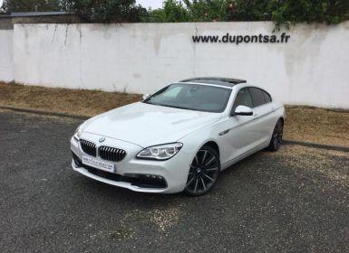 Vente BMW Série 6 Gran Coupe 640dA xDrive 313ch M Sport Occasion