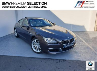 BMW Série 6 Gran Coupe 650iA xDrive 450ch Exclusive